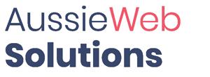 Aussie Web Solutions Logo - Phone 1800 210 310